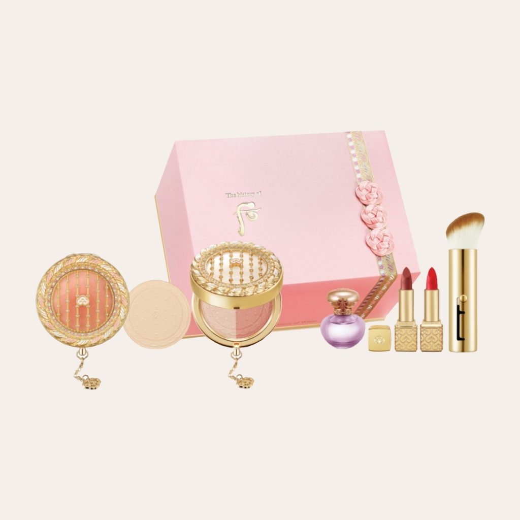 The History of Whoo - Royal Atelier Set 2