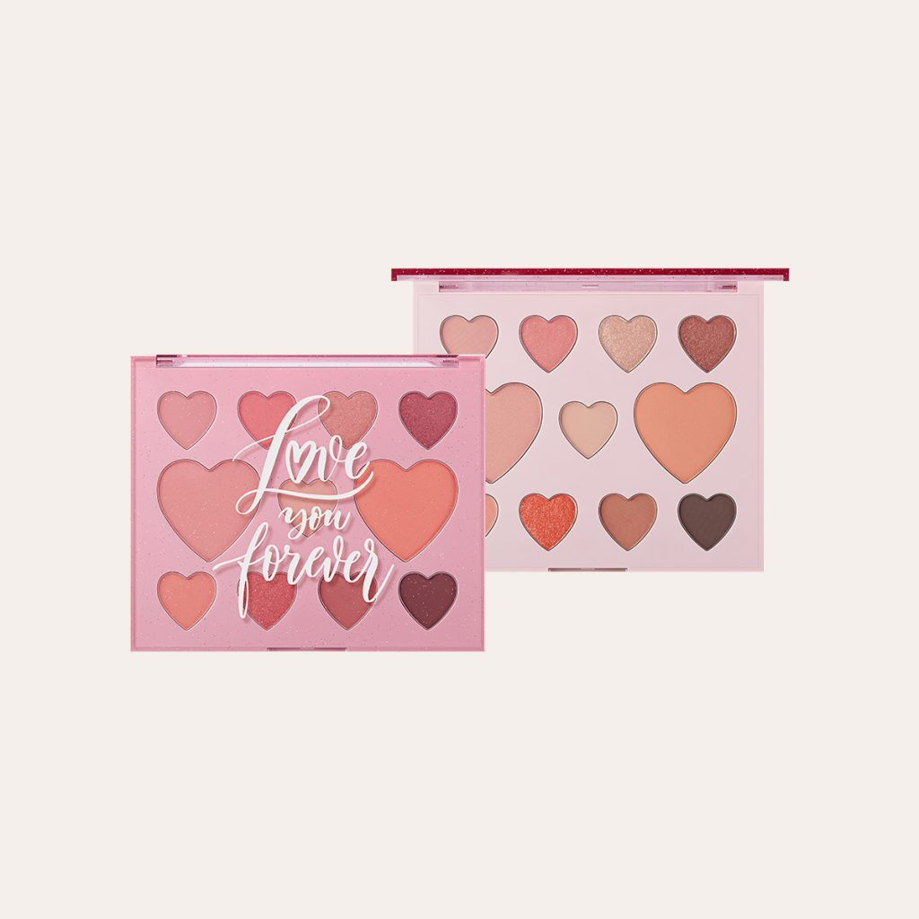 The Saem - Love Me Multi Palette (How Lovely)