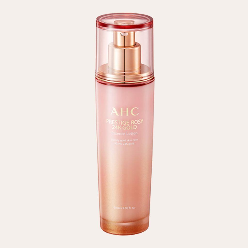 AHC - Prestige Rosy 24k Gold Essence Lotion