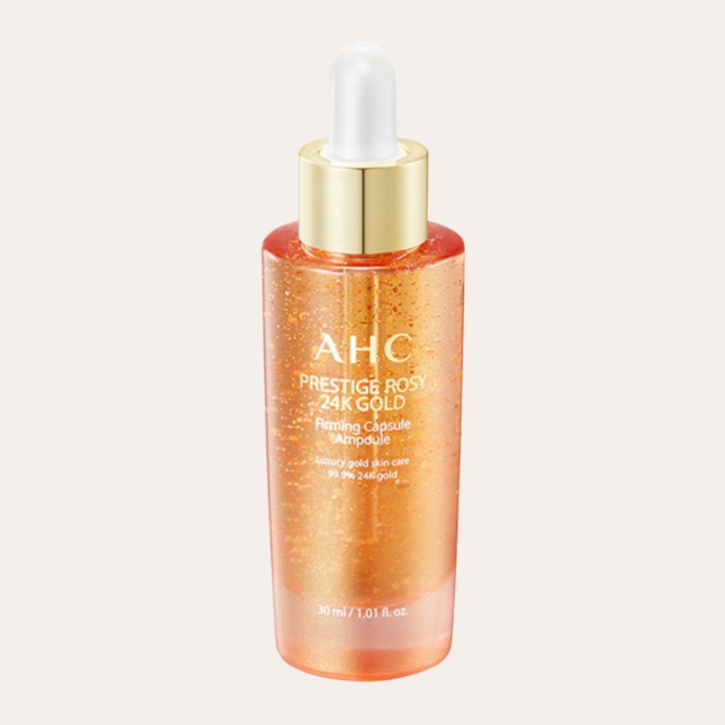 AHC - Prestige Rosy 24k Gold Firming Capsule Ampoule