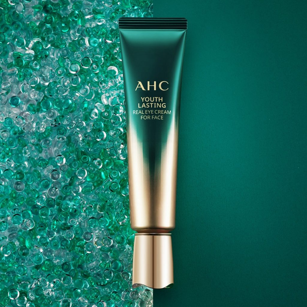 AHC - Youth Lasting Real Eye Cream For Face (9th edition)