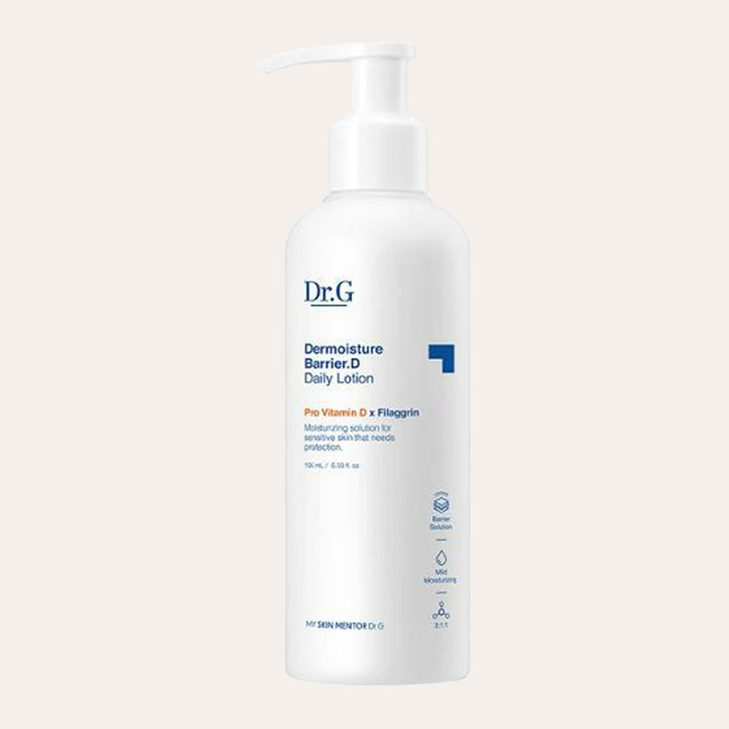 Dr.G - Dermoisture Barrier.D Daily Lotion