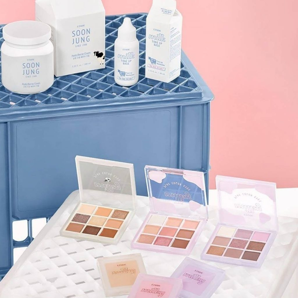 Etude - Milky New Year Collection