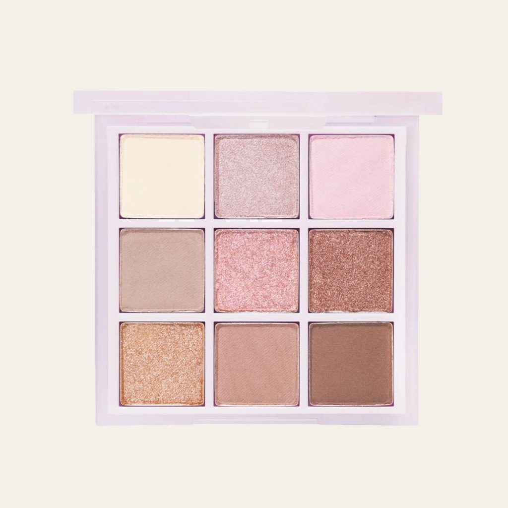 Etude - Milky New Year Play Color Eyes Palette #Blueberry Milk