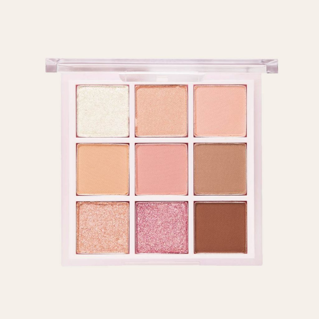 Etude - Milky New Year Play Color Eyes Palette #Strawberry Milk