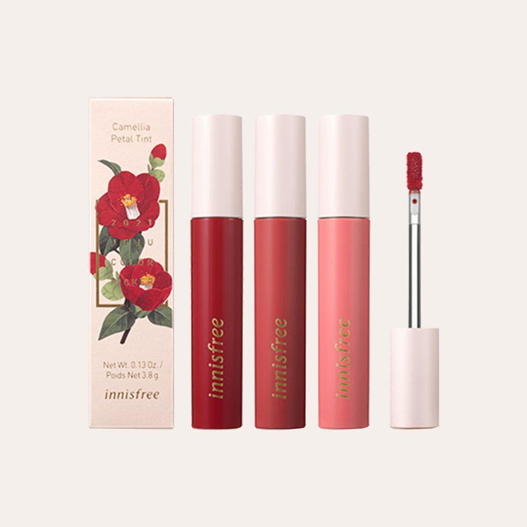 Innisfree - Jeju Color Picker Camellia Petal Tint