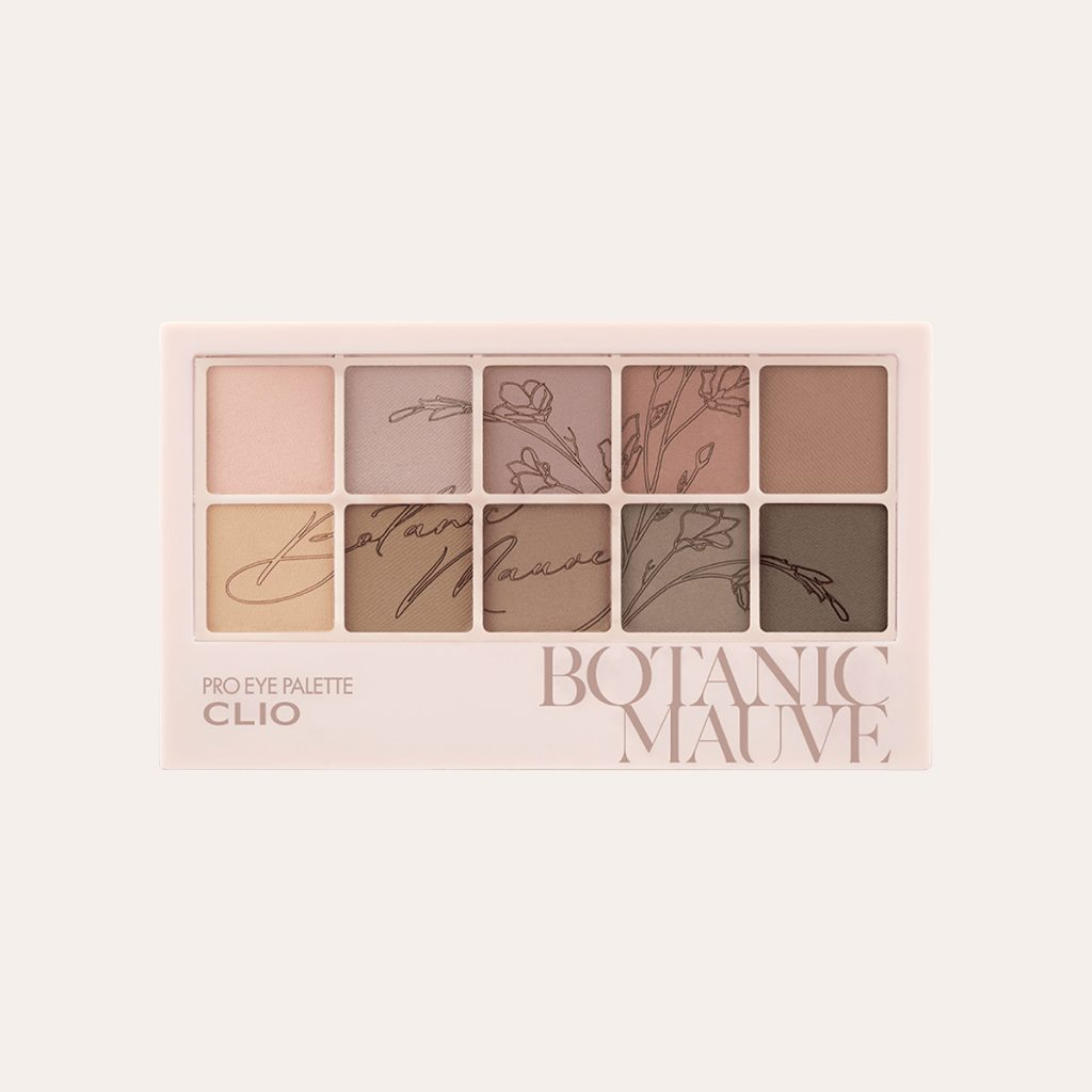 Clio - Pro Eye Palette #09 Botanic Mauve
