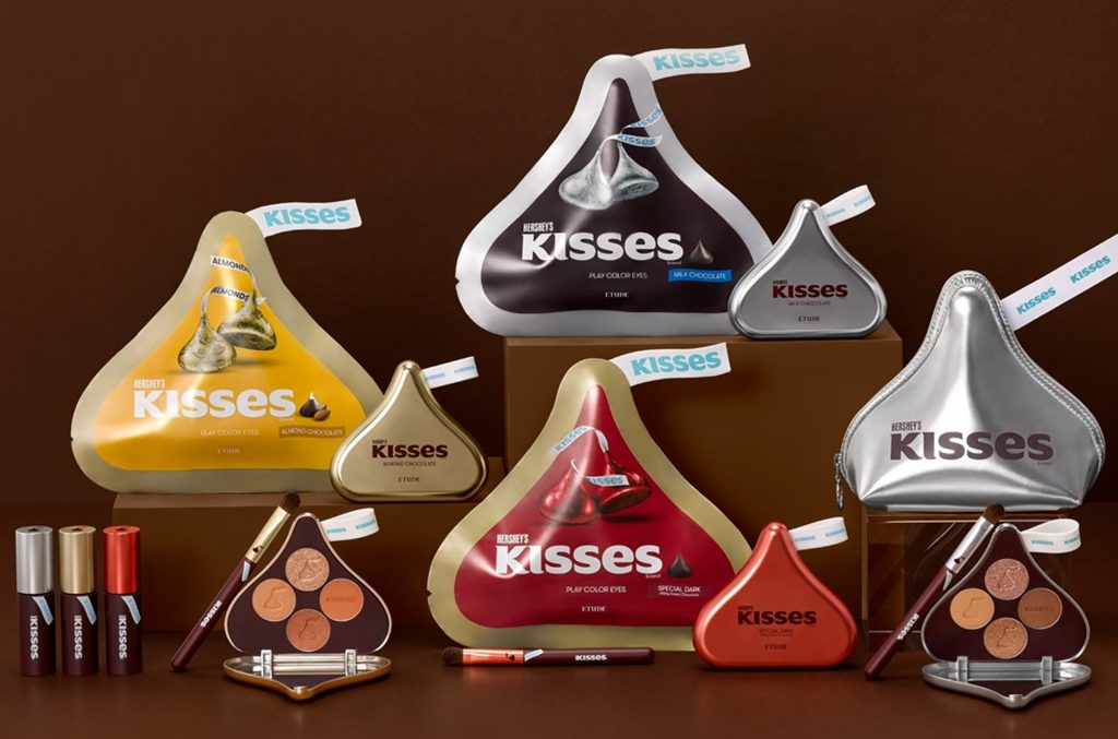 Etude - Hershey's Kisses Collection