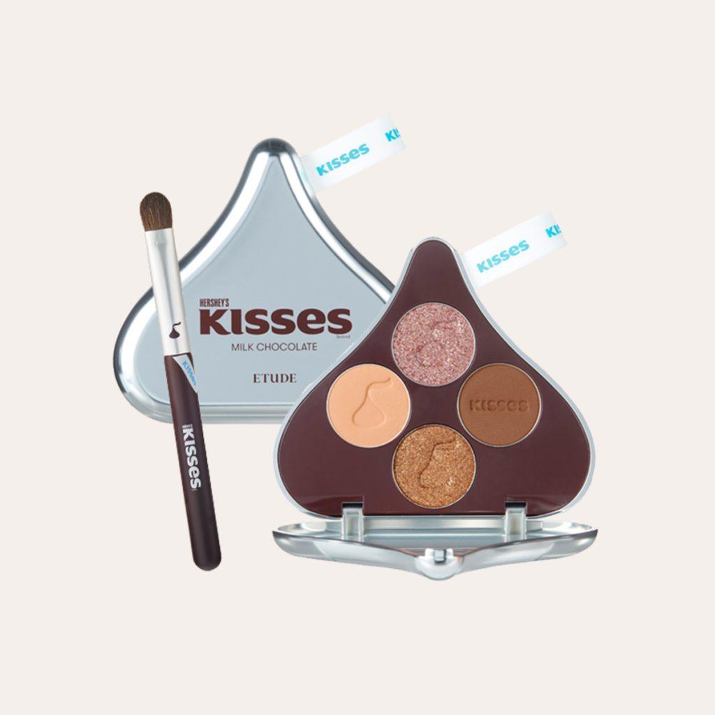 Etude - Play Color Eyes Hershey's Kisses [#Milk Chocolate]