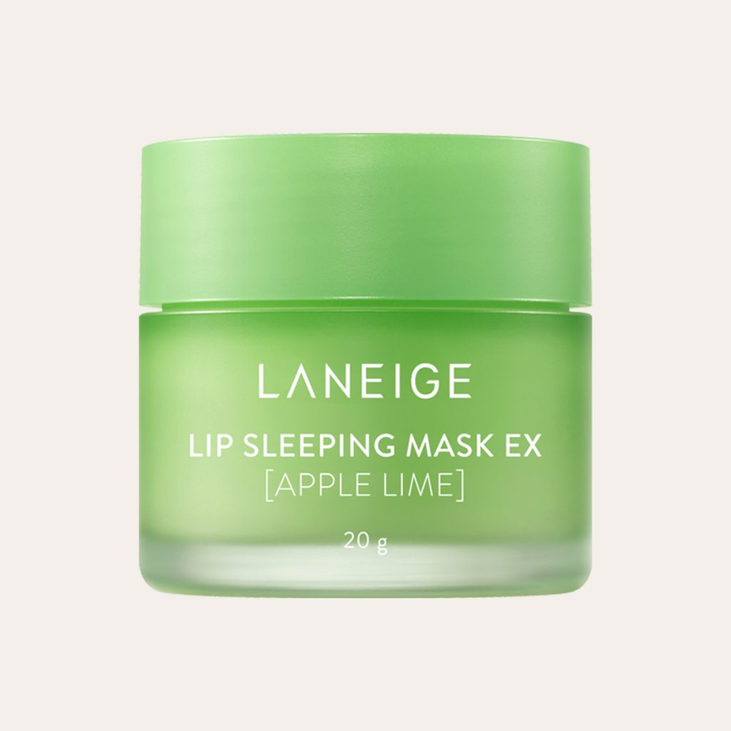 Laneige - Lip Sleeping Mask EX [#Apple Lime]