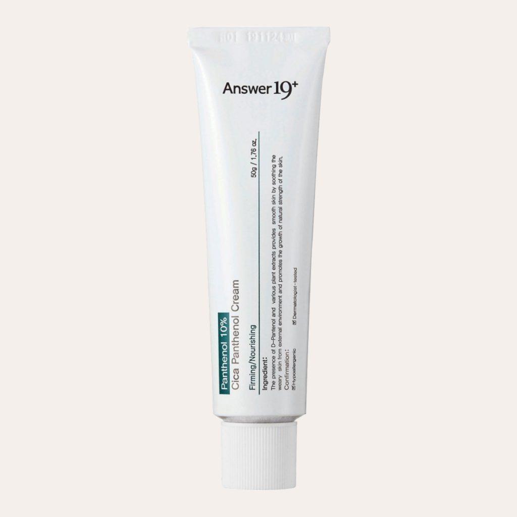 Answer19+ - Cica Panthenol Cream