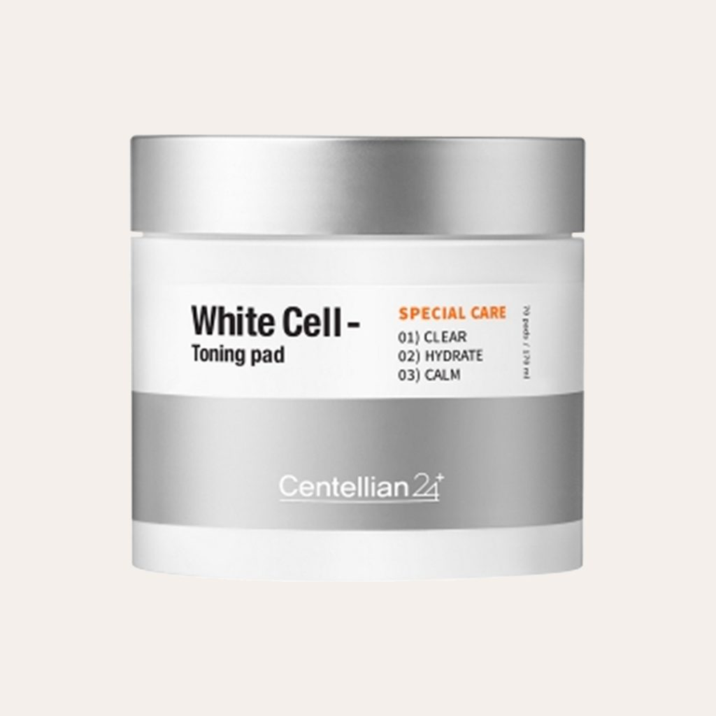 Centellian24 - White Cell line Toning Pad