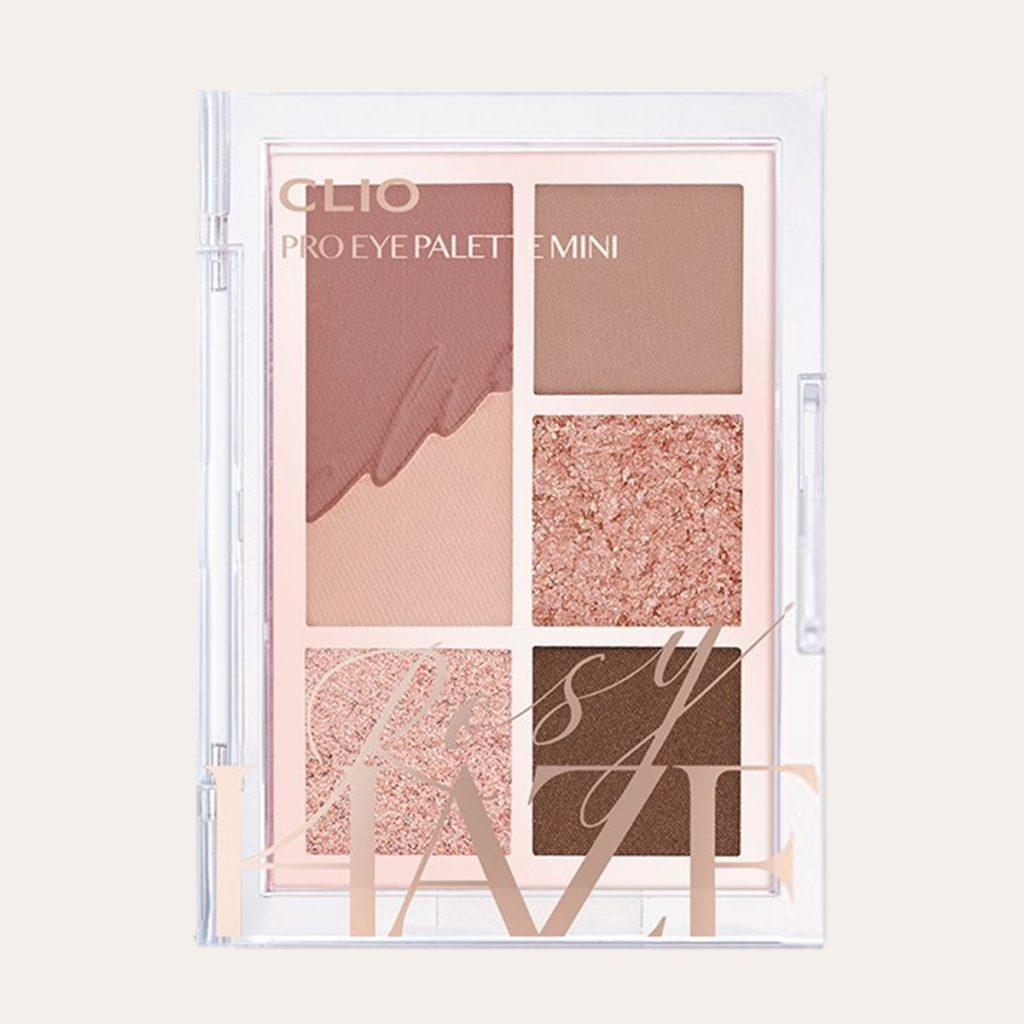 Clio - Pro Eye Palette Mini #02 Rosy Haze