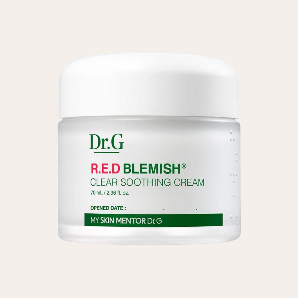 Dr.G - R.E.D Blemish Clear Soothing Cream