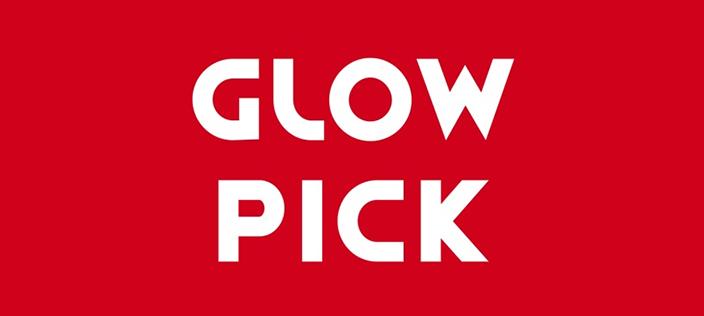 Glowpick logo