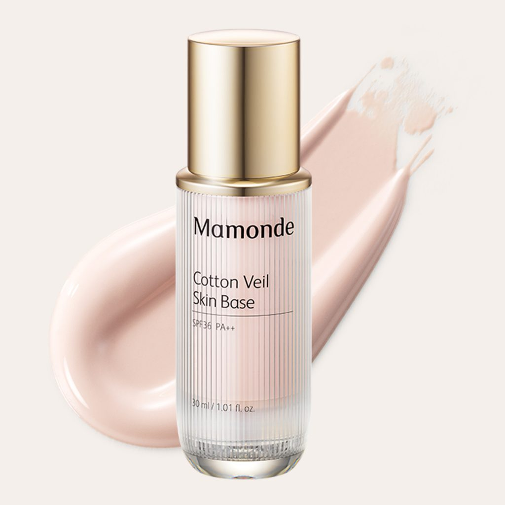 Mamonde - Cotton Veil Skin Base #3 Peach