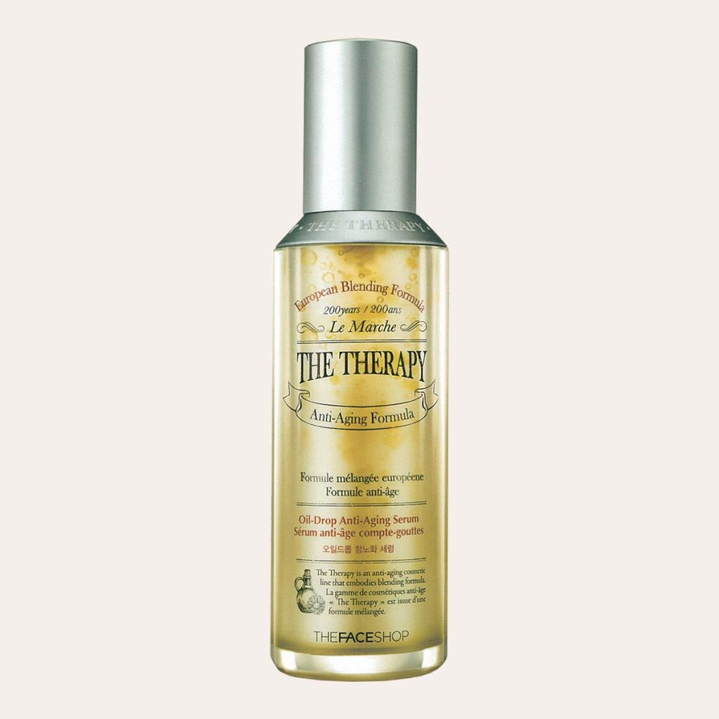 The Face Shop - The Therapy Oil-Drop Anti-Aging Serum