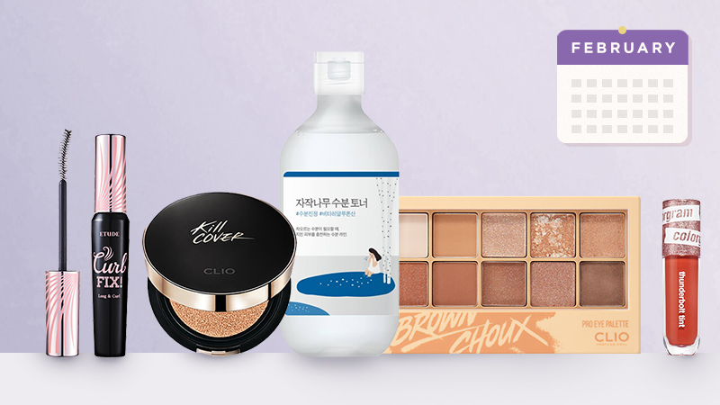 Top-selling Korean Beauty products in February 2021, in South Korea