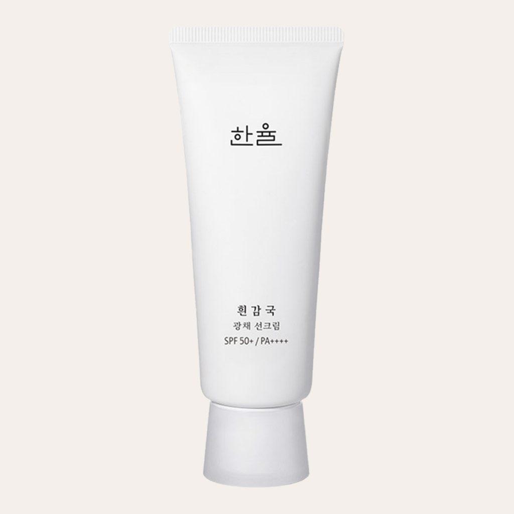 Hanyul - White Chrysanthemum Radiance Sun Cream SPF 50+ PA +++