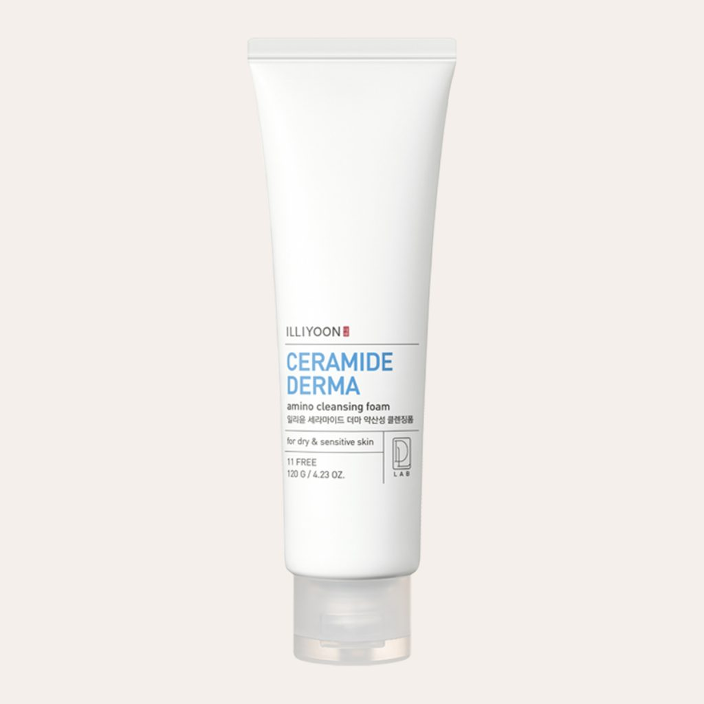 Illiyoon - Ceramide Derma Amino Cleansing Foam