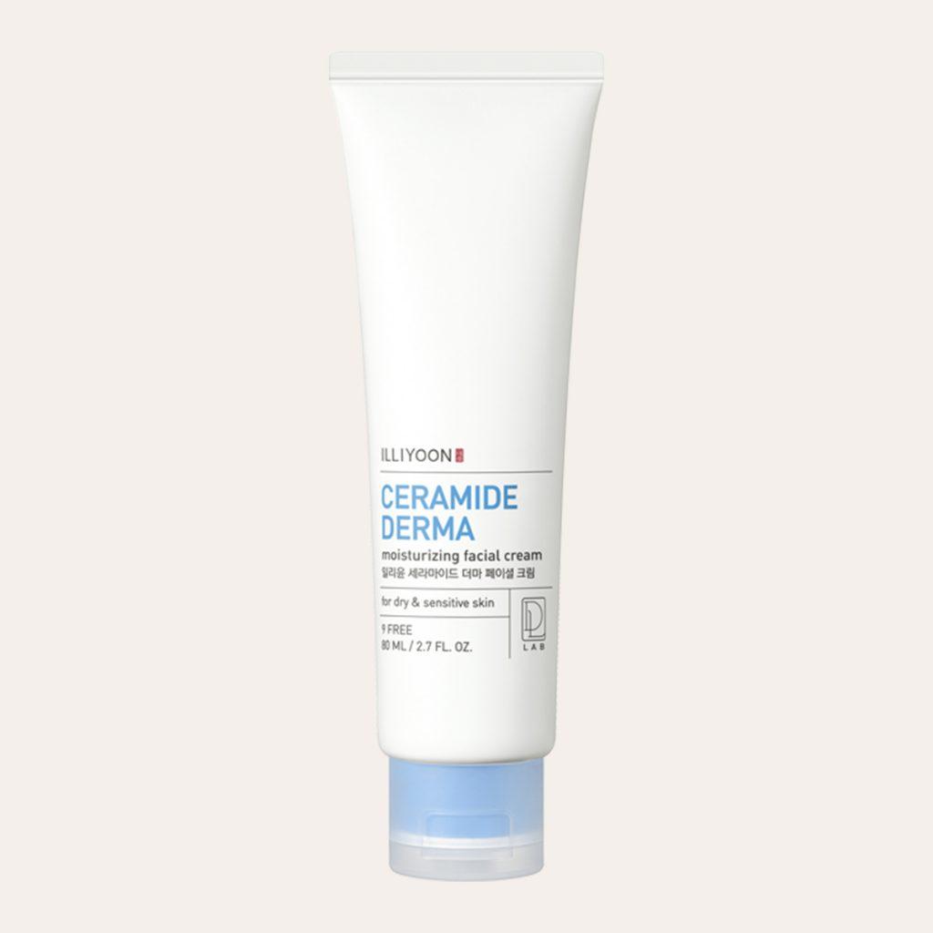 Illiyoon - Ceramide Derma Moisturising Facial Cream