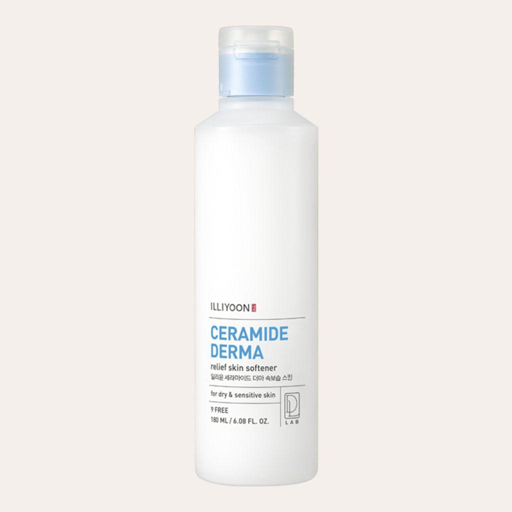 Illiyoon - Ceramide Derma Relif Skin Softener
