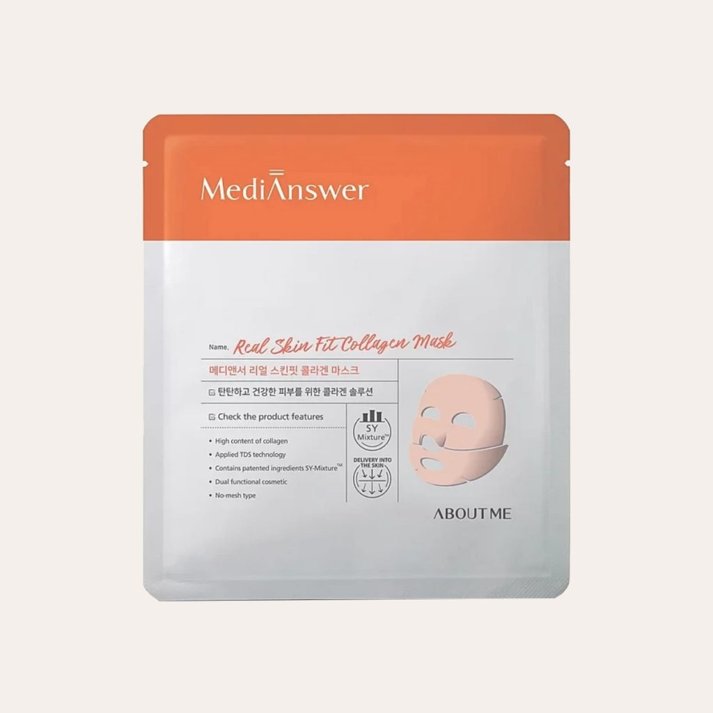 Medi Answer - Real Skin Fit Collagen Mask