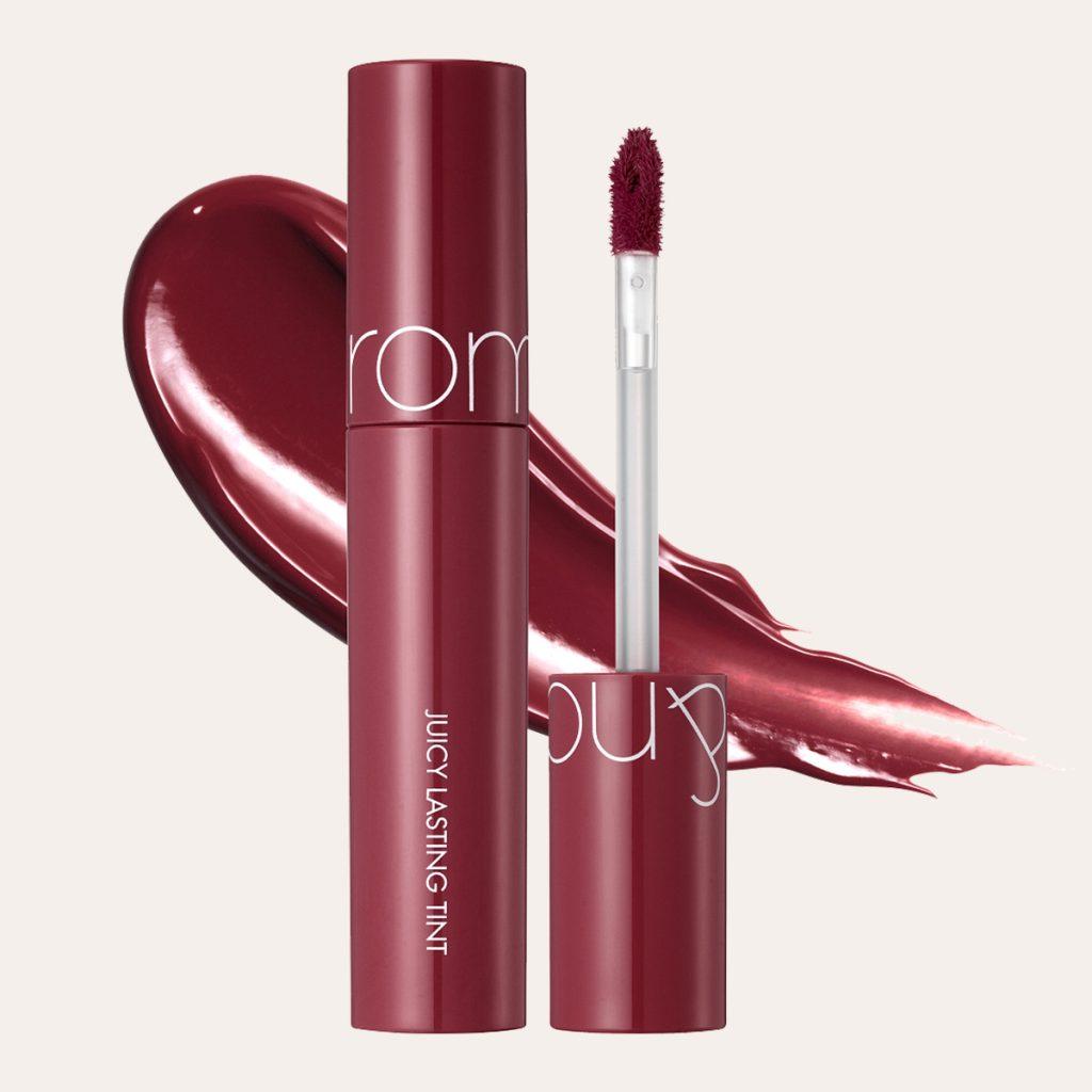 Romand – Juicy Lasting Tint [#12 Cherry Bomb]