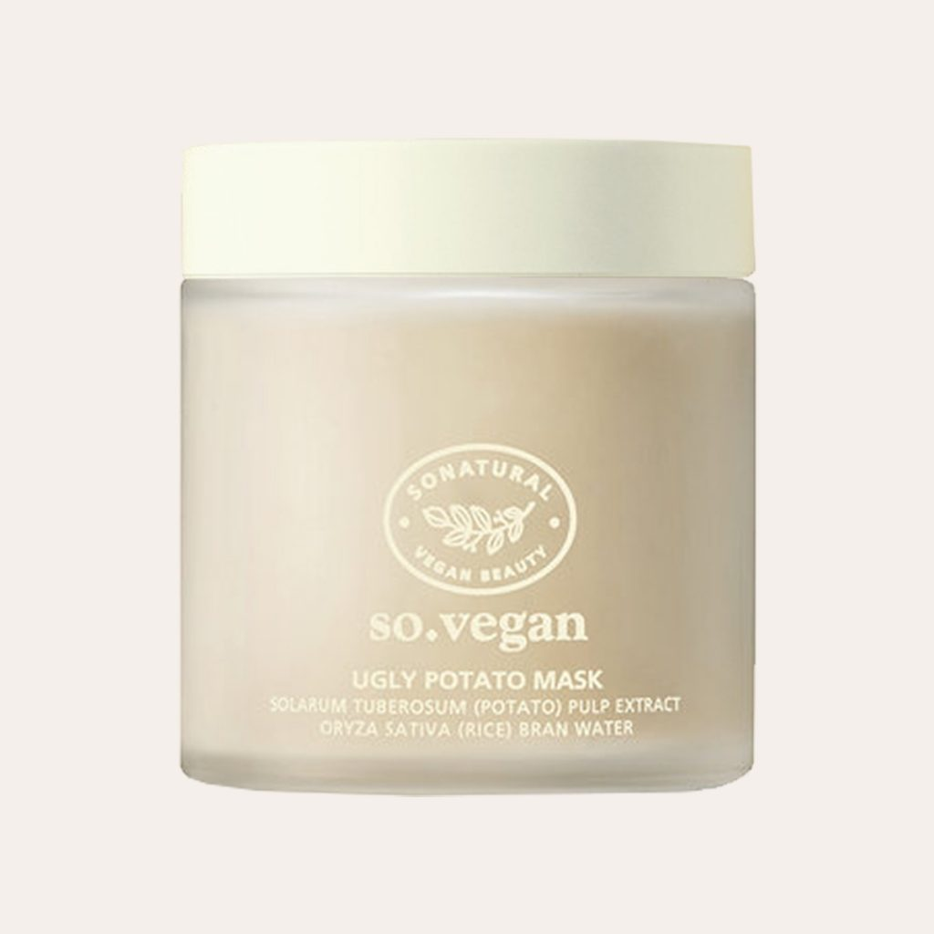So Natural - So Vegan Ugly Potato Mask