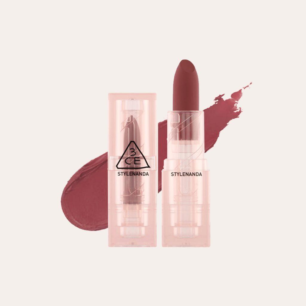3CE - Soft Matte Lipstick [#Chill Move]