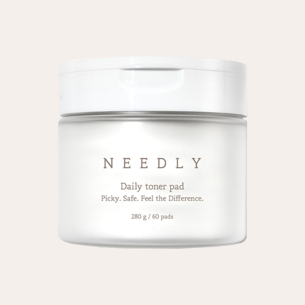 Needly - Daily Toner Pad [60 pads]