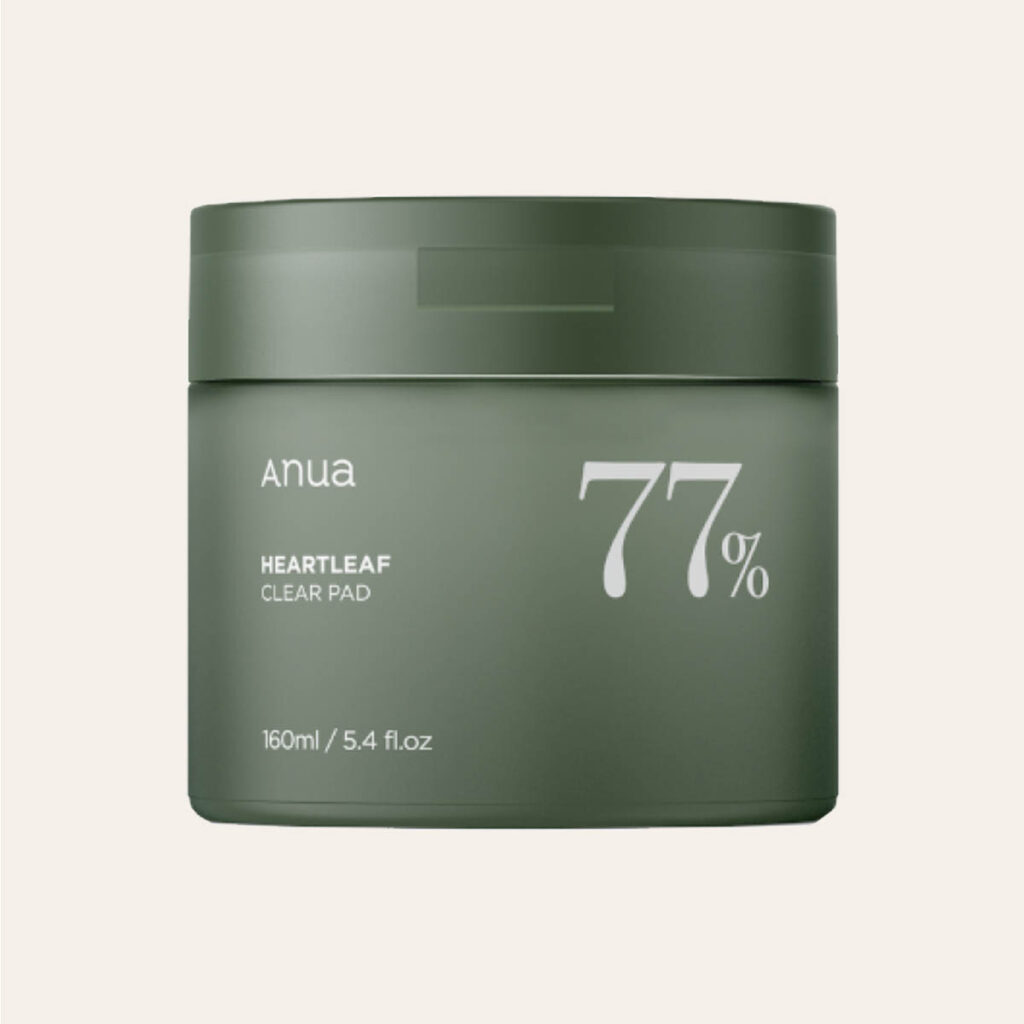 Anua – Heartleaf 77% Clear Pad