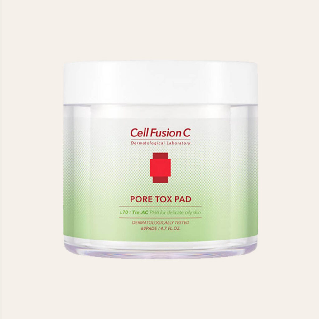 Cell Fusion C – Pore Tox Pad