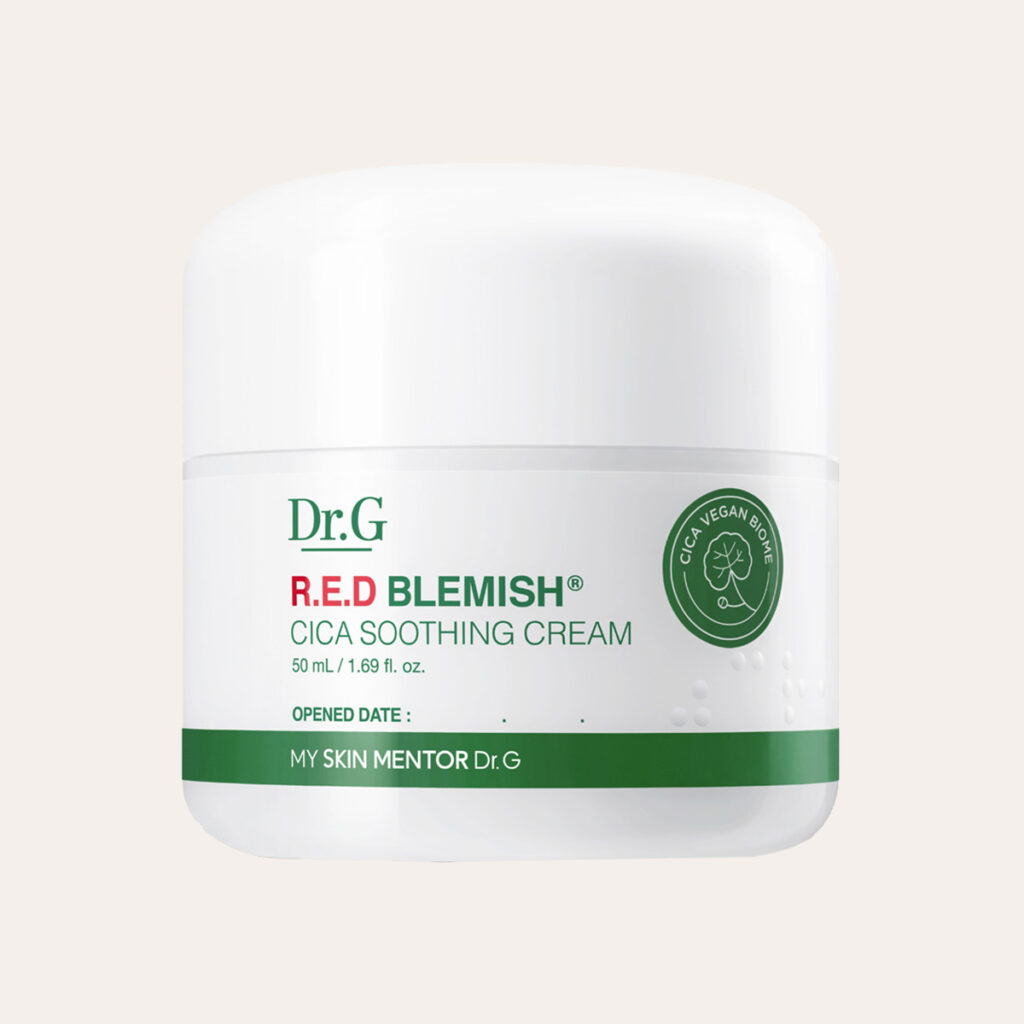 Dr.G - R.E.D Blemish Cica Soothing Cream