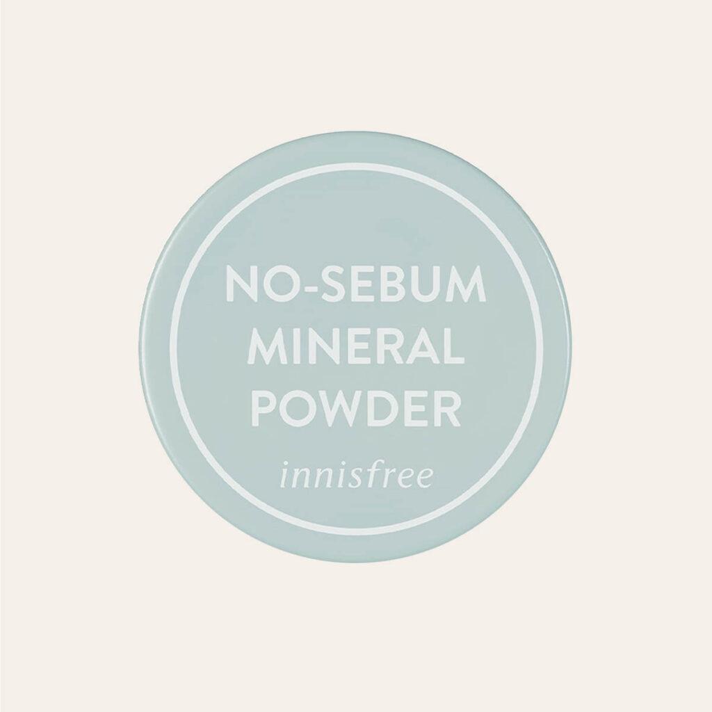 Innisfree – No-Sebum Mineral Powder