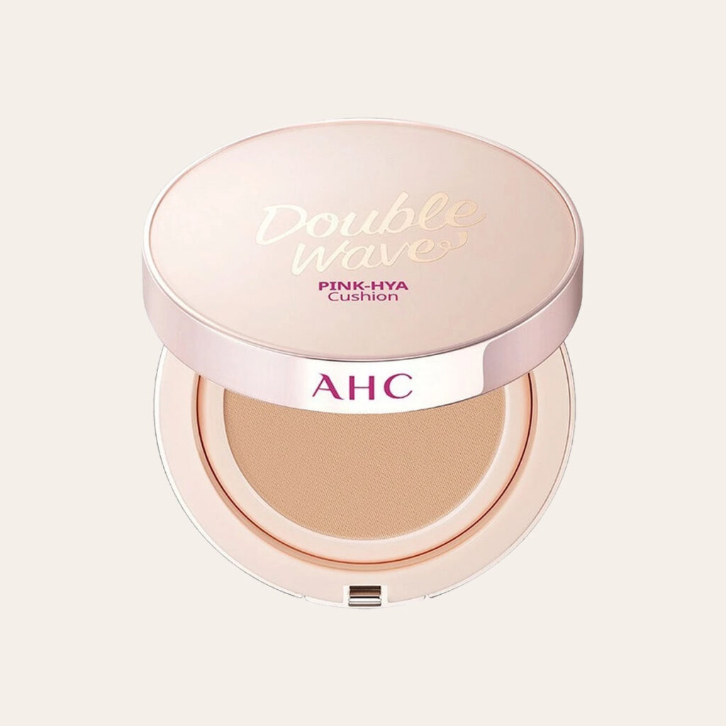 AHC - Double Wave Pink-Hya Cushion SPF37 PA+++