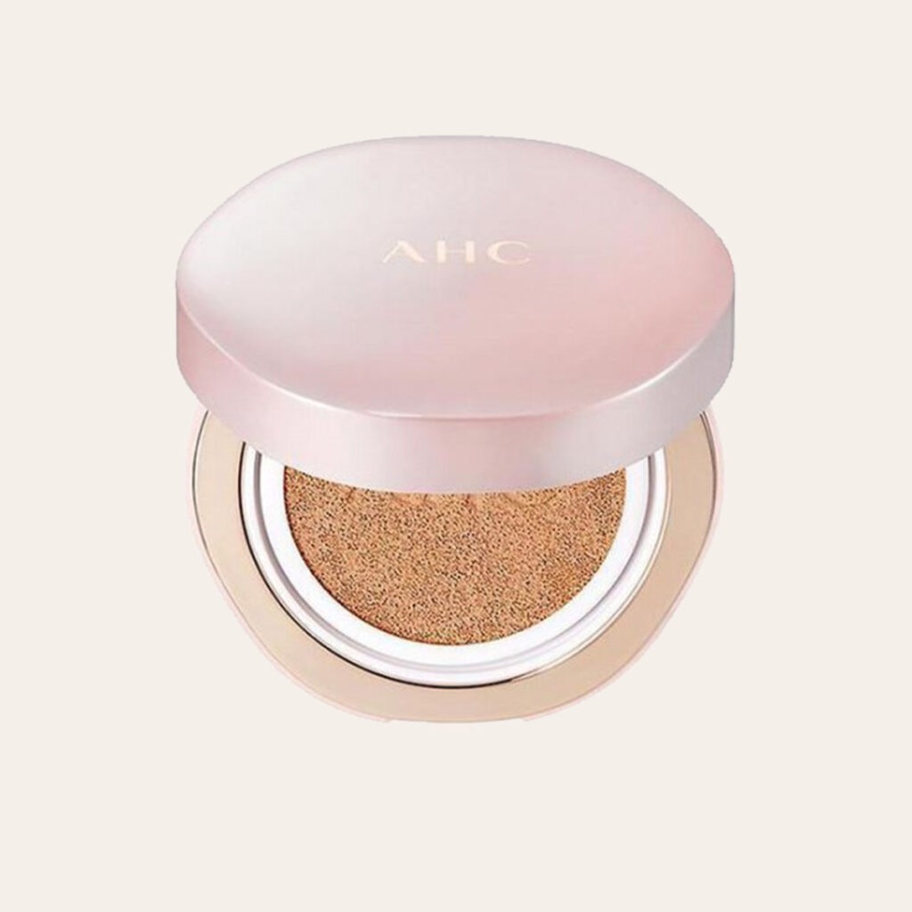 AHC - Perfect Dual Cover Cushion Foundation Glam SPF50+ PA+++