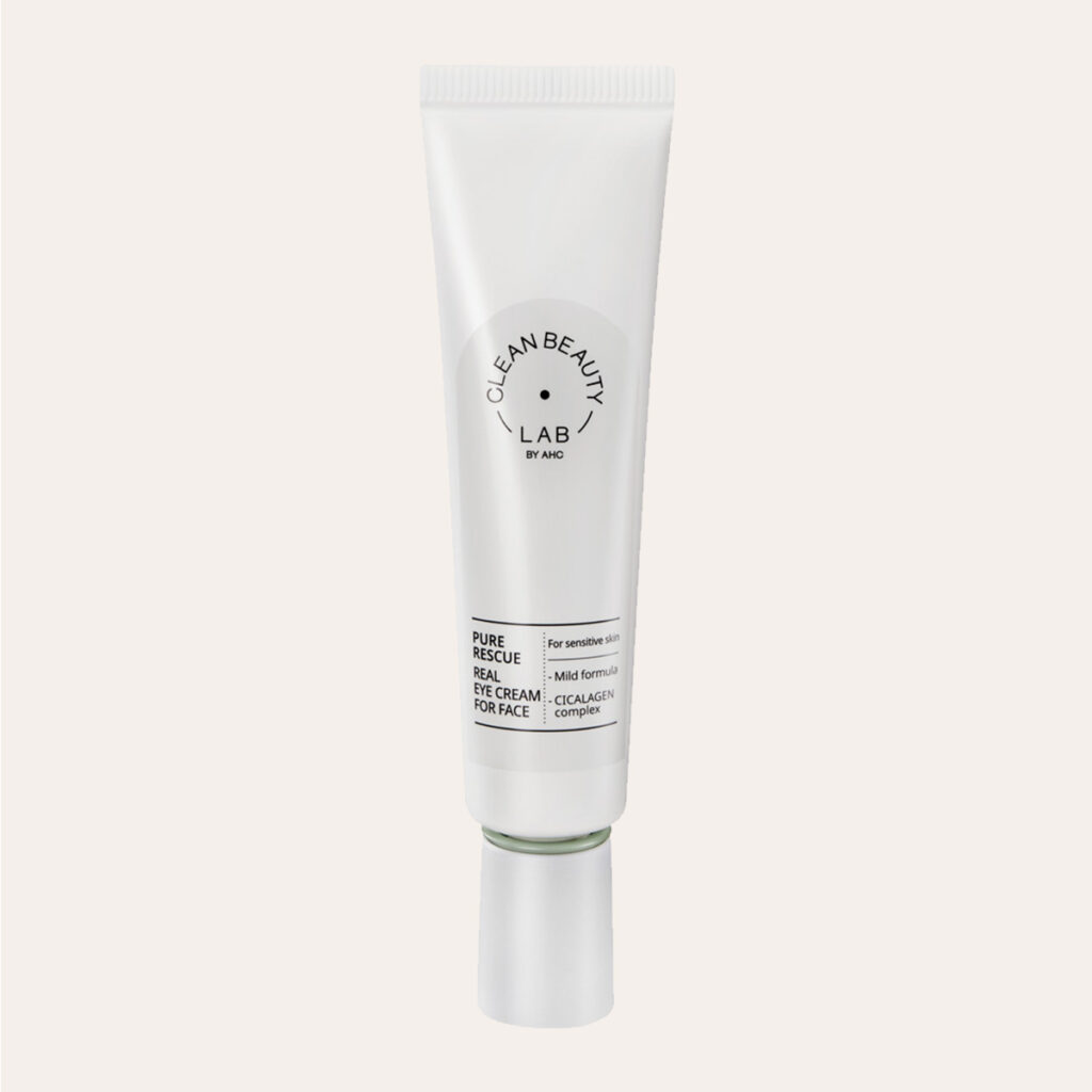 AHC - Pure Rescue Real Eye Cream For Face