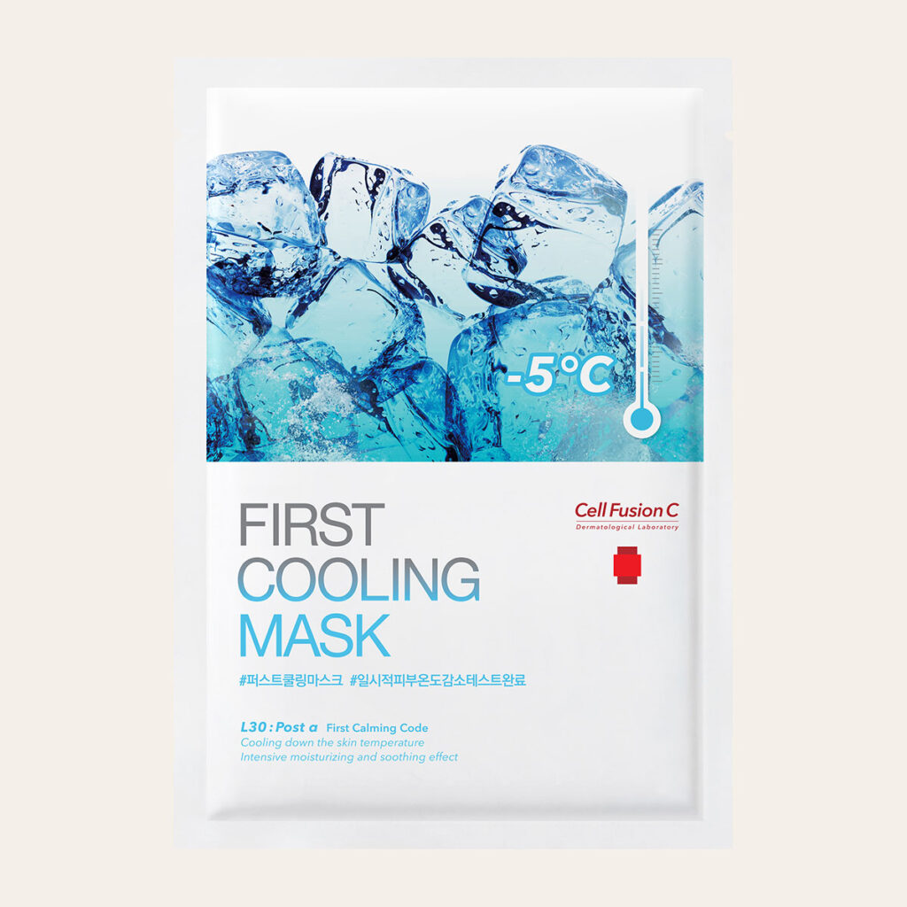 Cell Fusion C - First Cooling Mask