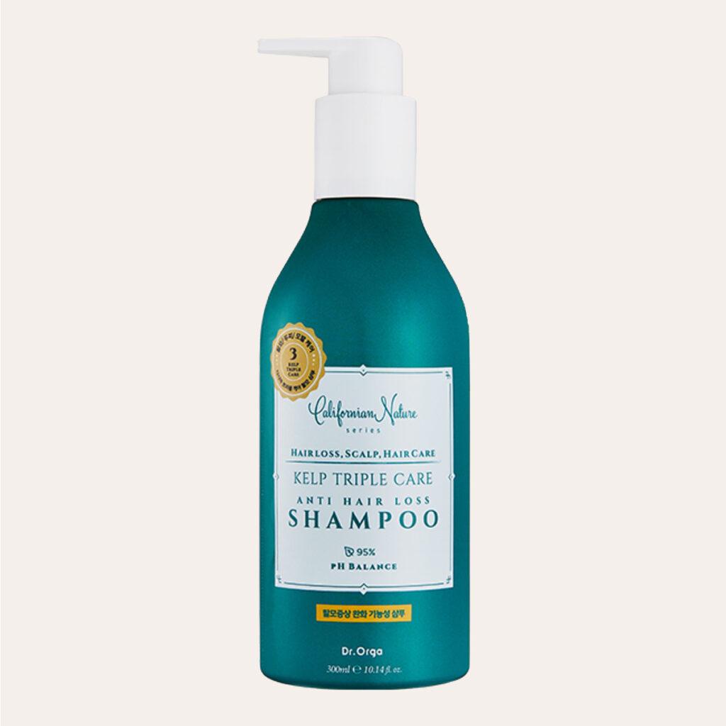 Dr.Orga - Kelp Triple Care Anti Hair Loss Shampoo
