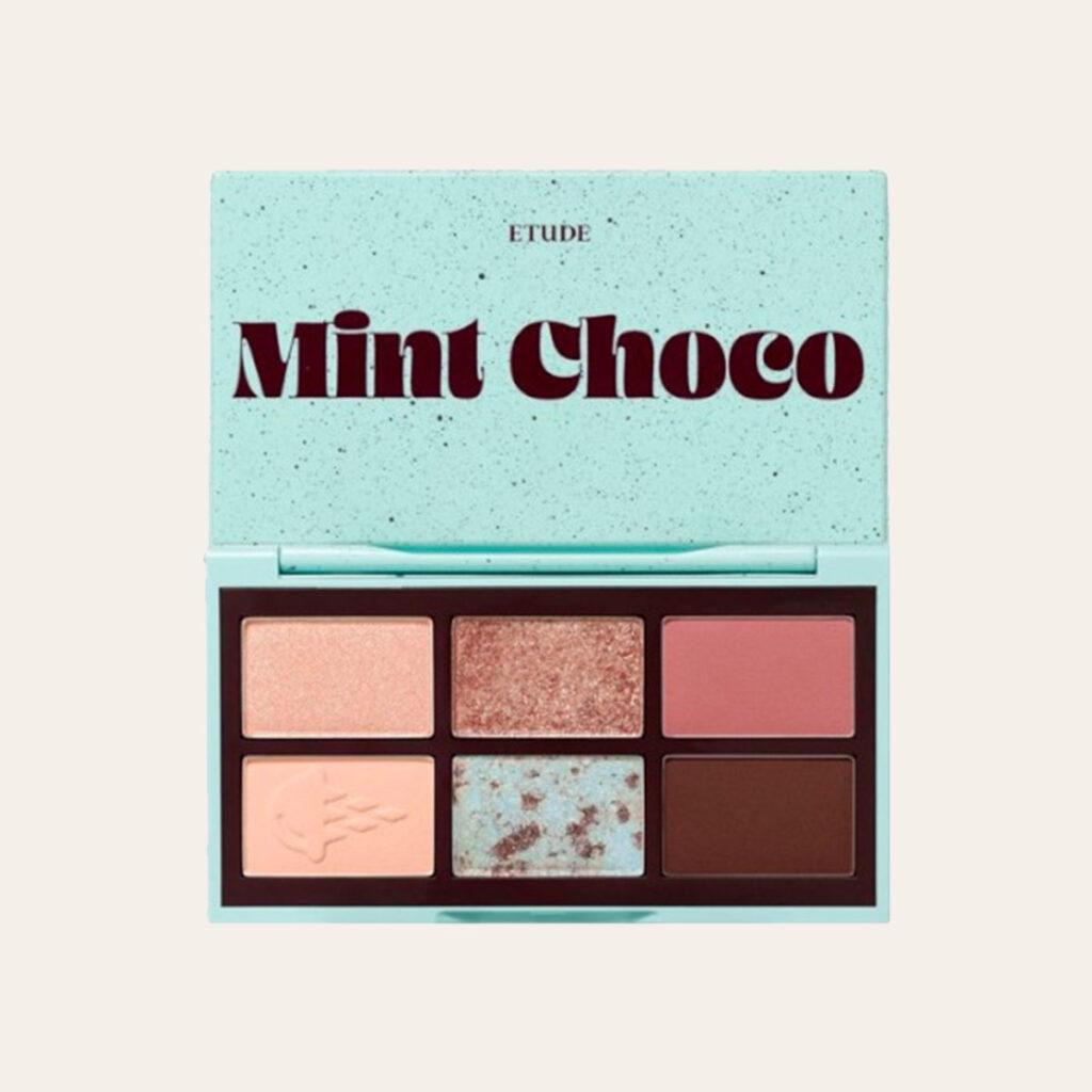 Etude - Play Color Eyes [#Mint Choco]