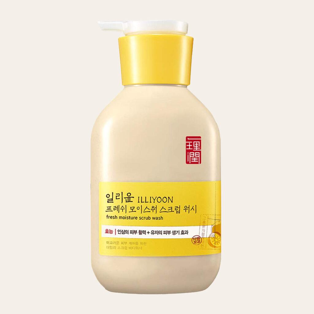 Illiyoon - Fresh Moisture Scrub Wash