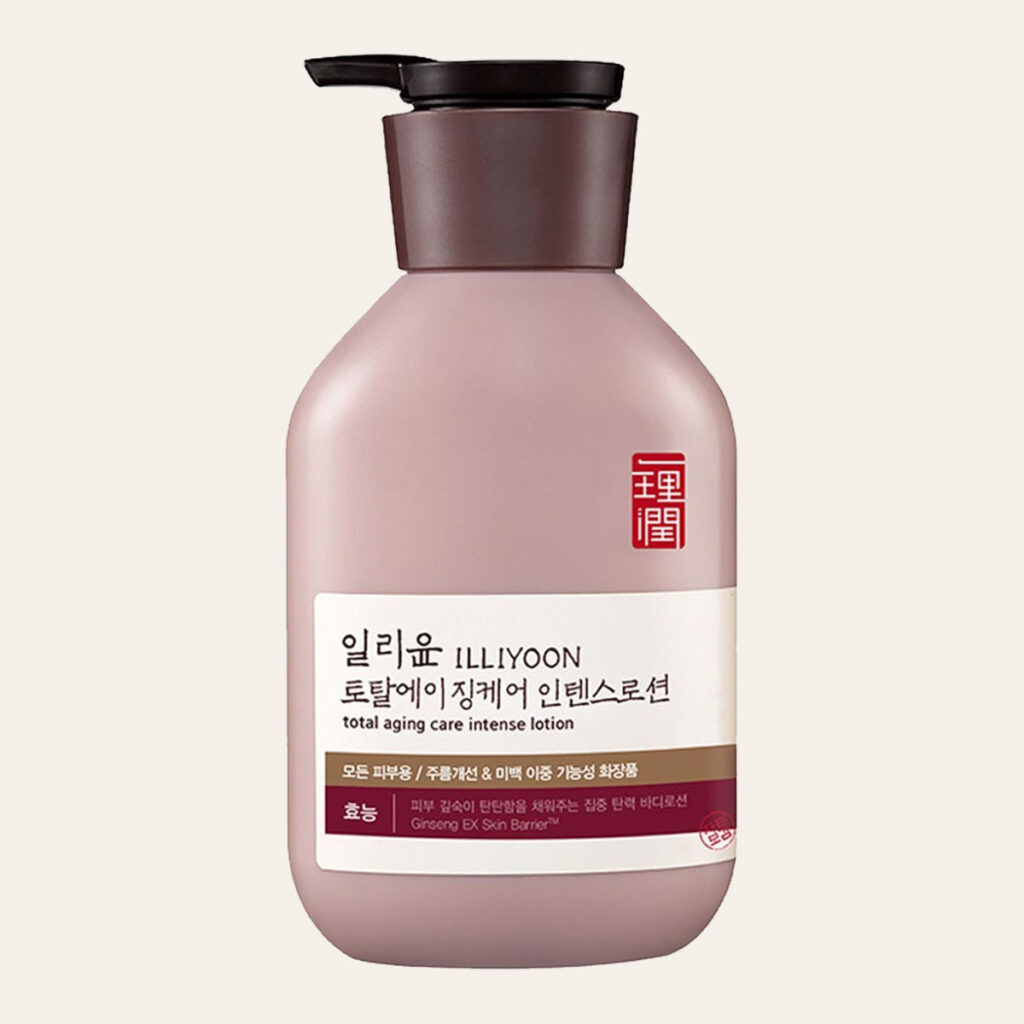 Illiyoon - Total Aging Care Intense Lotion