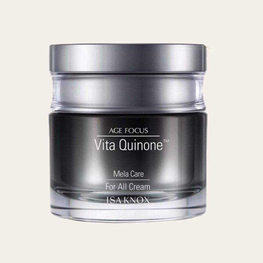 Isa Knox - Age Focus Vita Quinone Mela Care For All Cream