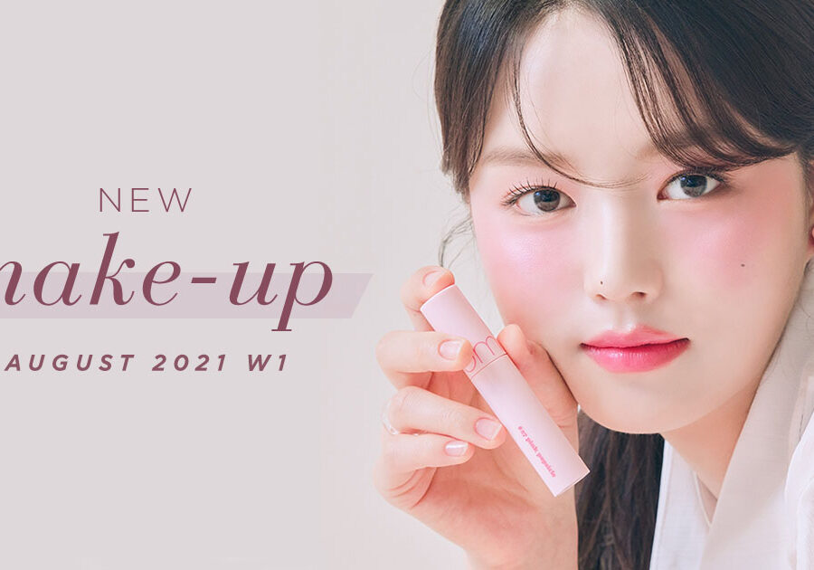 New Korean make-up products [August – Week 1] Main