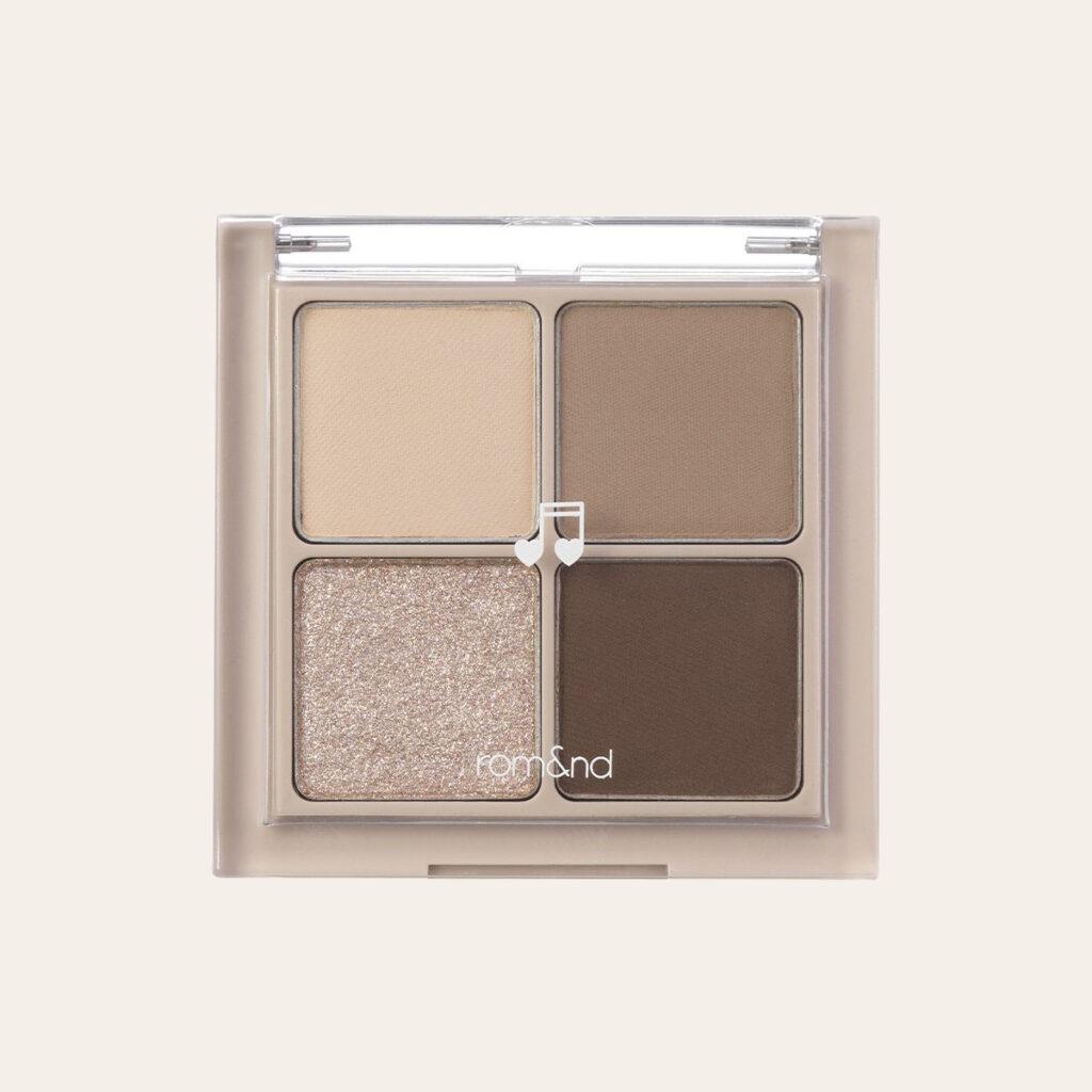 Romand – Better Than Eyes [#M02 Dry Buckwheat flower]