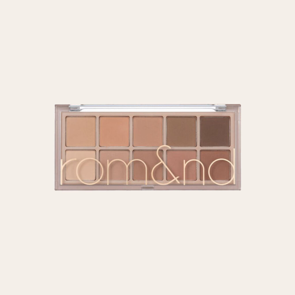 Romand - Better Than Palette [#05 Shade and Shadow Garden]