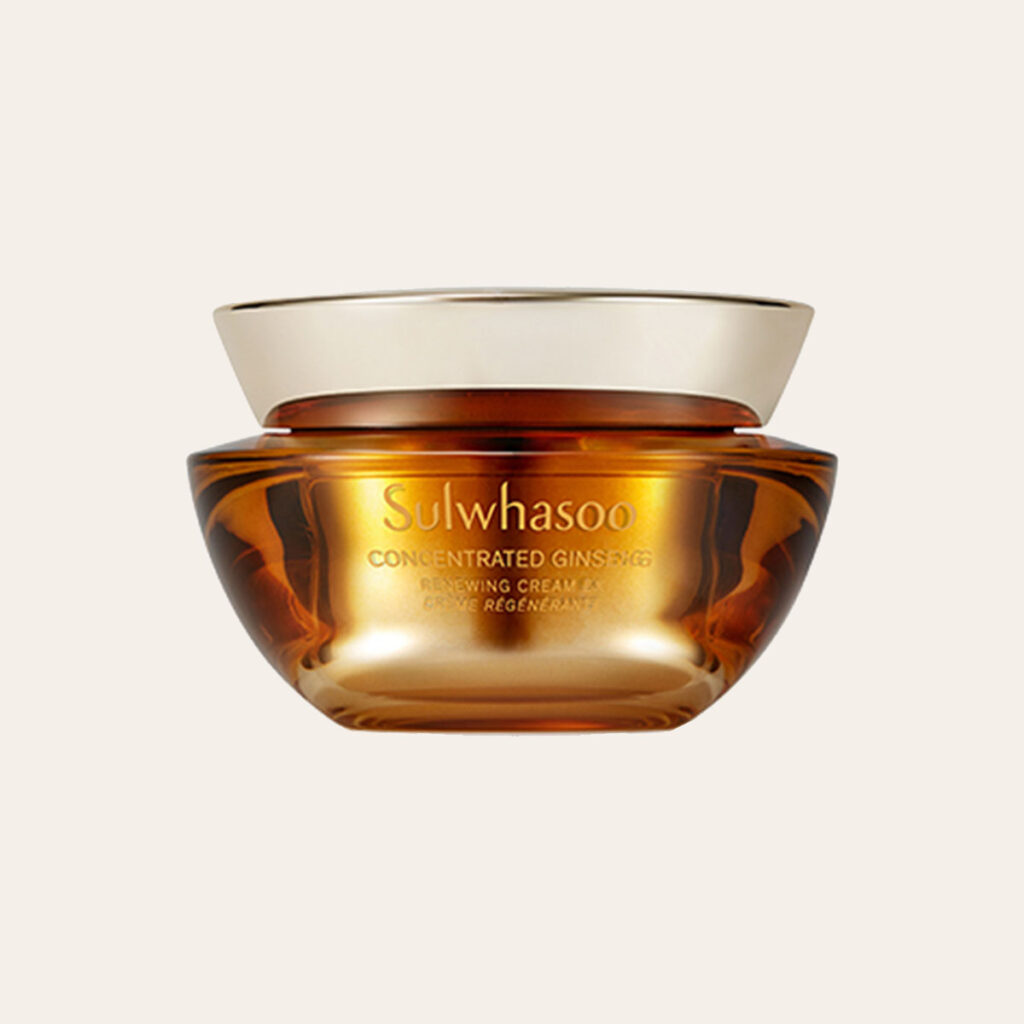 Sulwhasoo - NEW Concentrated Ginseng Renewing Cream EX