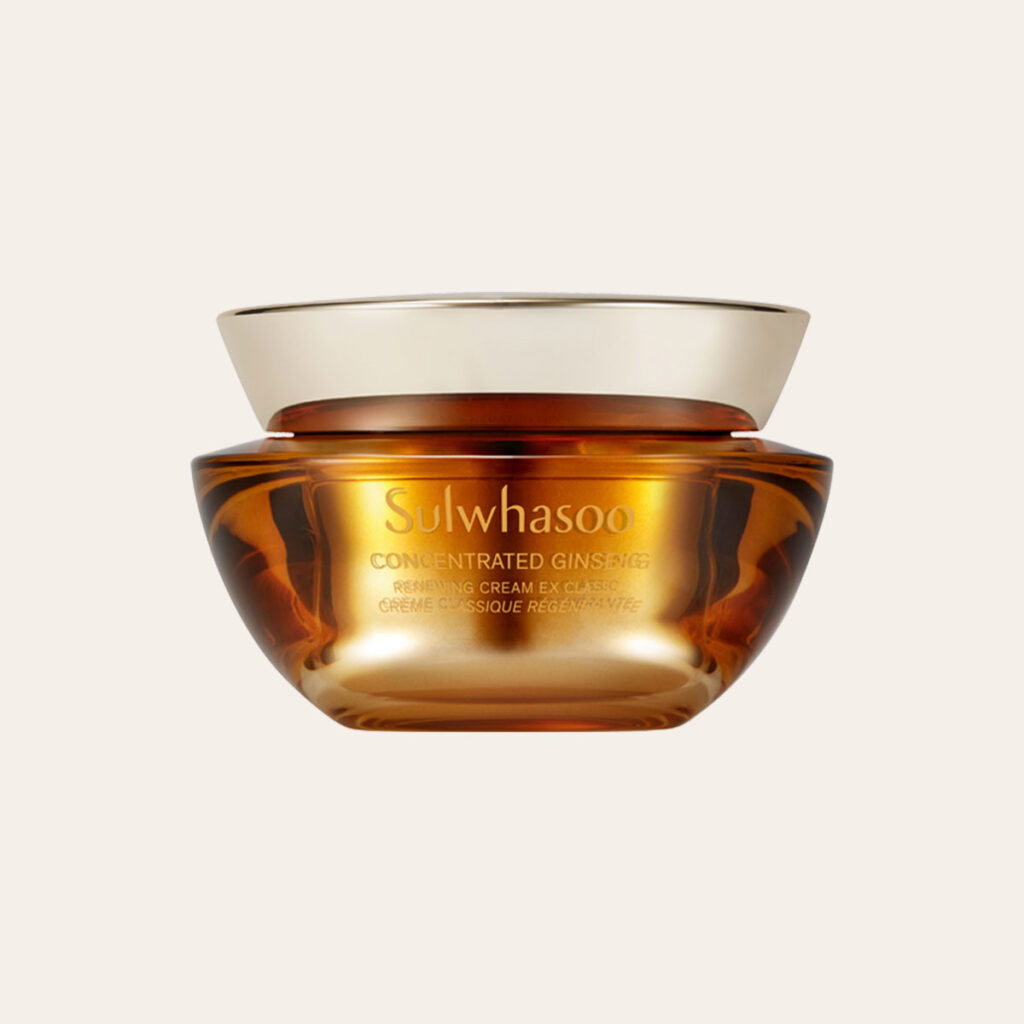 Sulwhasoo - NEW Concentrated Ginseng Renewing Cream EX Classic
