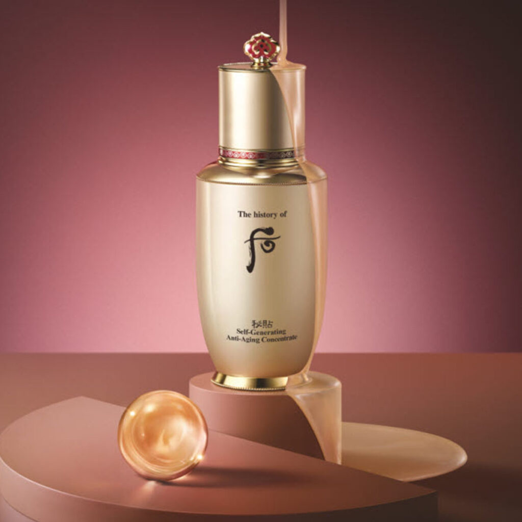 The History of Whoo - Bichup Jasaeng Self-Generating Anti-Aging Essence 3rd Generation